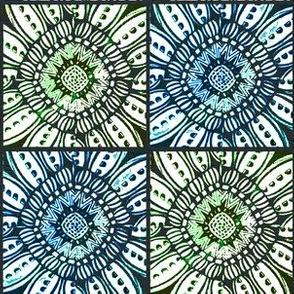 Mandala Tiles