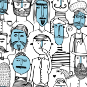 The Bristle Barons: A Mustache Bonanza!