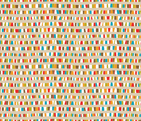 Arlekino fabric by valendji on Spoonflower - custom fabric