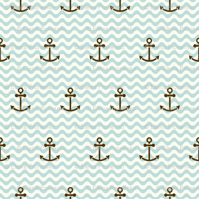 Anchors and Waves