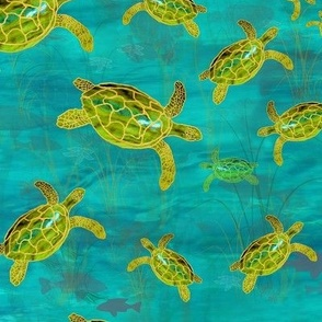 Swimming_Sea_Turtles