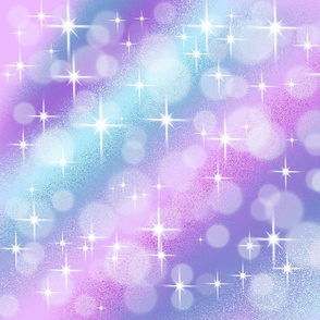 Transformation Sparkles- Blue/Purple