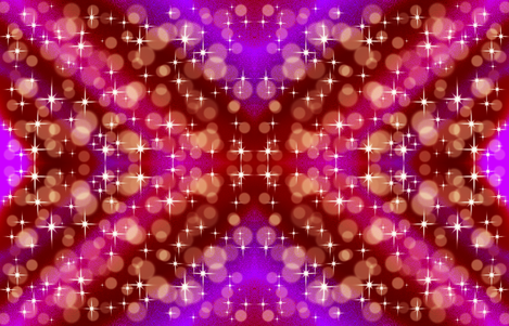 Transformation Sequence-Red/Purple fabric by undercovernerd on Spoonflower - custom fabric