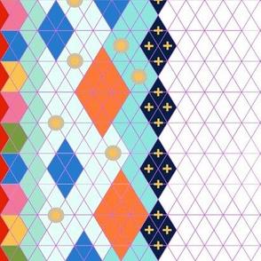 Quetzalcoatl Cosmic Stripe