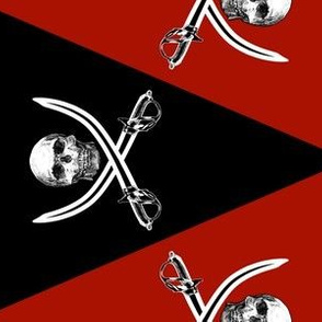 Jolly Roger Pennants