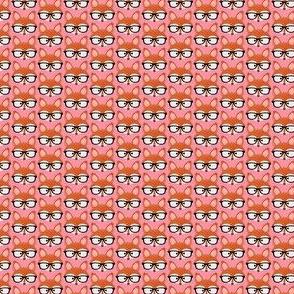 Too Cute Fox Mini Pink