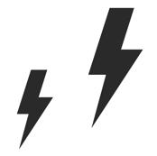 Lightning_black_white