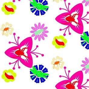 Greta's flowers