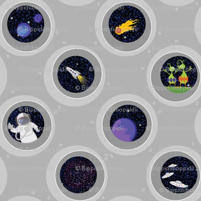 Cosmic view (portholes)