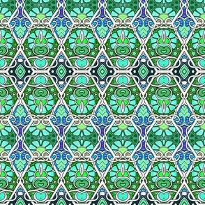 The Hexagon Weavers