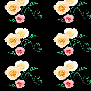 Pretty Girly Roses
