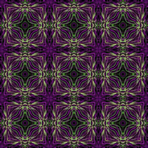 Purple Retro Pattern