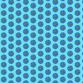 Norovirus Blue