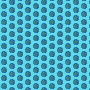 blue norovirus