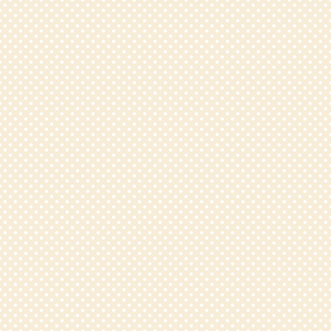 Dotted White on Creme fabric by juliesfabrics on Spoonflower - custom fabric