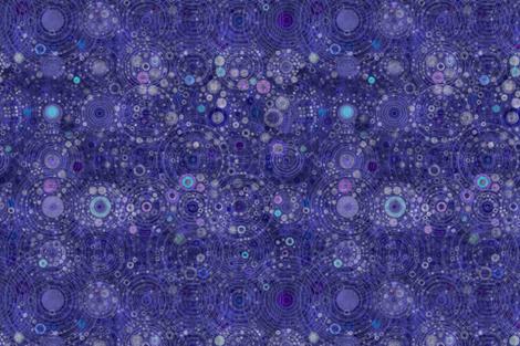 Deep Space Calm fabric by elramsay on Spoonflower - custom fabric