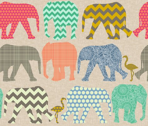 Rrlinen_baby_elephants_and_flamigos_st_sf_shop_preview