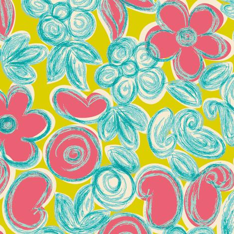 VintageGaeta_1 fabric by elizabethhalpern on Spoonflower - custom fabric