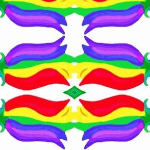 Rainbow Tulip 3