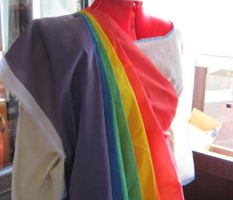 Rainbow Dash Himation