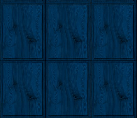 Blue Wood Panels Wallpaper Peacoquettedesigns Spoonflower