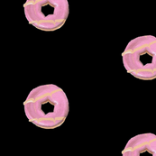 Party Rings black