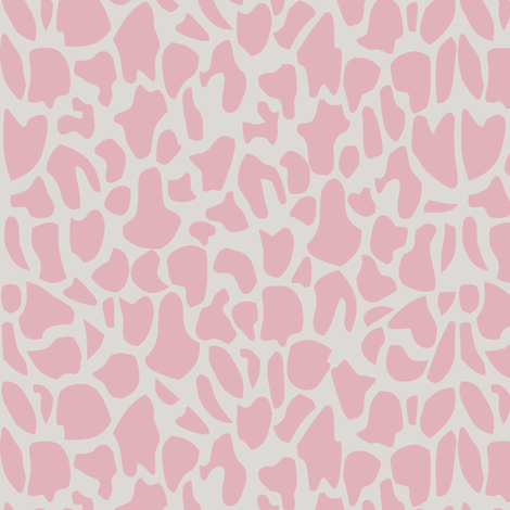 Qartheen Pink fabric by detenten on Spoonflower - custom fabric