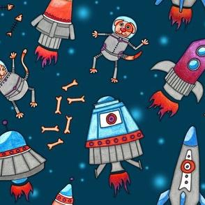 Intergalactic Space Pets