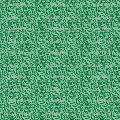 Leafy Green Repeat (medium)