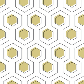 Gold-Hex