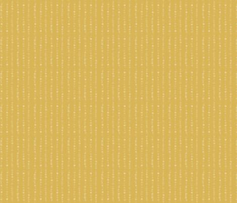 Dotty Stripes Butter fabric by ninky on Spoonflower - custom fabric