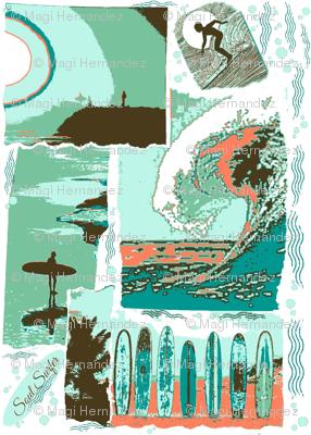 Vintage Soul Surfer