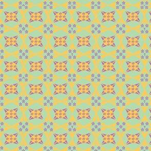 Pattern - Citrine