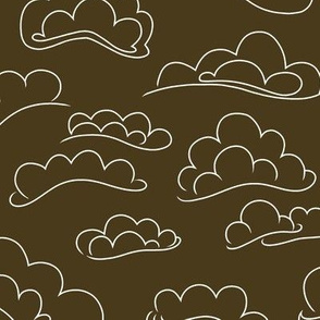 Chocolate Clouds.
