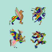 Rainbow 4 Beasts