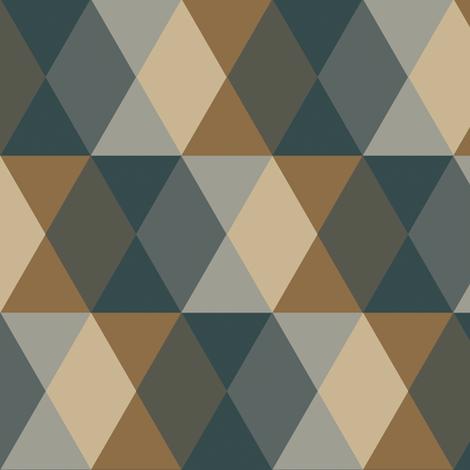 Caffeine Nation fabric by emmamethod on Spoonflower - custom fabric