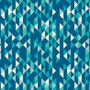 geometric seaside