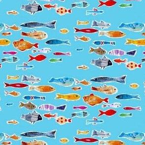 1 Fish 2 Fish Red Fish Blue Fish