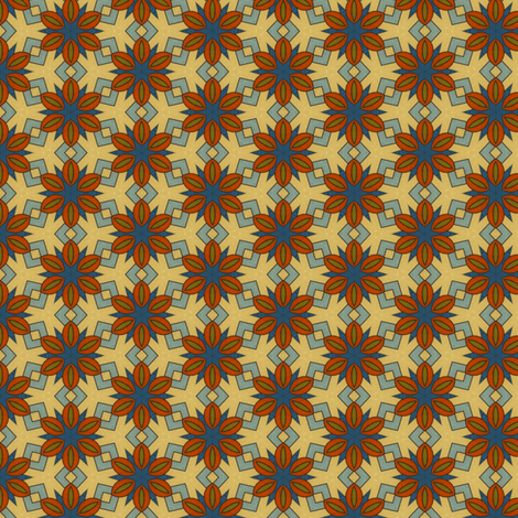 star seeds fabric by darcibeth on Spoonflower - custom fabric