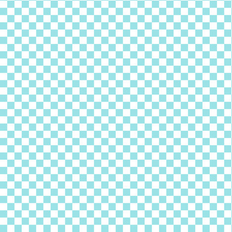 Starlight Check - Pale Blue and White fabric by rhondadesigns on Spoonflower - custom fabric