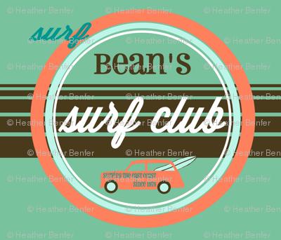 Bean's surf club