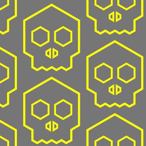 Hex fabric by emmamethod on Spoonflower - custom fabric