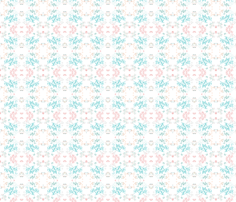Baby Love fabric by sas_patterns on Spoonflower - custom fabric