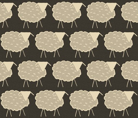 Reyes_sheep_layered_texture_dark_ecru_ewe_shop_preview