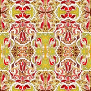 Paisley For the King