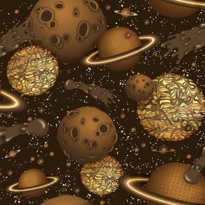 Chocolate Galaxy