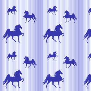 Horses-blue_stripe