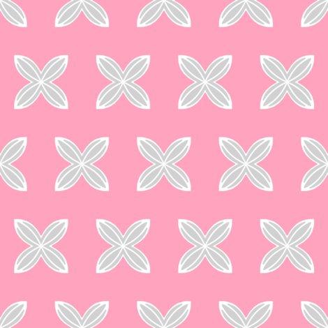 Rcuatro_floral_half_drop_gray2_tone_pink_shop_preview