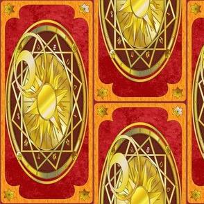 Clow Card Fabric