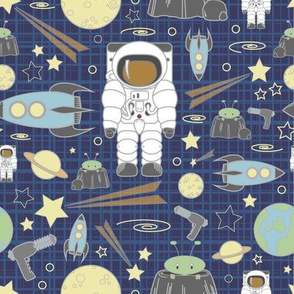 Cosmic Voyage, small